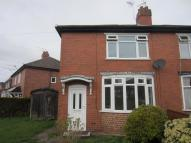 semi detached home to rent in First Avenue, Stafford...