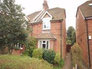 3 bed semi detached property for sale in Camden Road, Sevenoaks...