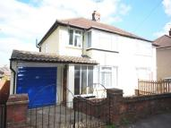 semi detached home for sale in Hartslands Road...