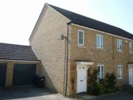 3 bedroom semi detached property to rent in Stour Green, ELY...