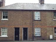 2 bed Terraced house in Station Road, ELY...