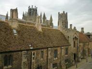 Flat to rent in High Street, ELY...