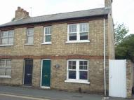 3 bedroom End of Terrace home in Broad Street, ELY...