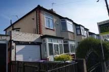 3 bed semi detached property in Ryegate Road, Aigburth...
