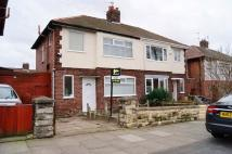 semi detached home in Harris Drive, Bootle...