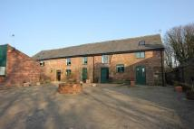 Barn Conversion to rent in Tarbock Hall Estate...