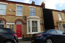 4 bed Terraced house in Burdett Street, Aigburth...