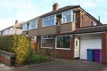 3 bedroom semi detached house to rent in Endfield Park, Aigburth...