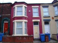 3 bedroom Terraced property to rent in Cecil Street, Wavertree...