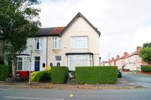 semi detached house in Heathfield Road...