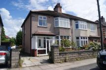 3 bedroom semi detached home to rent in Eldred Road, Childwall...