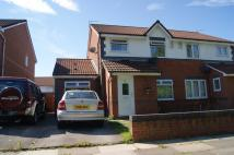 semi detached house to rent in Kings Drive, Gateacre...