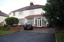 Apartment to rent in Woolton Road, Childwall...