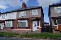 3 bedroom semi detached property to rent in Bleasdale Road...