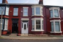 Terraced house to rent in Lambton Road, Aigburth...