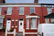 Terraced home to rent in Avondale Road, Wavertree...