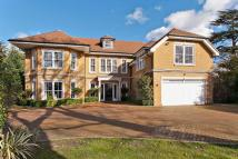 Detached home in Fairmile Lane, Cobham...