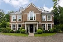 Detached house in Fairmile Lane, Cobham...