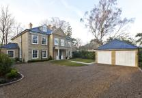 5 bed new property in Off Sandy Lane, Cobham...