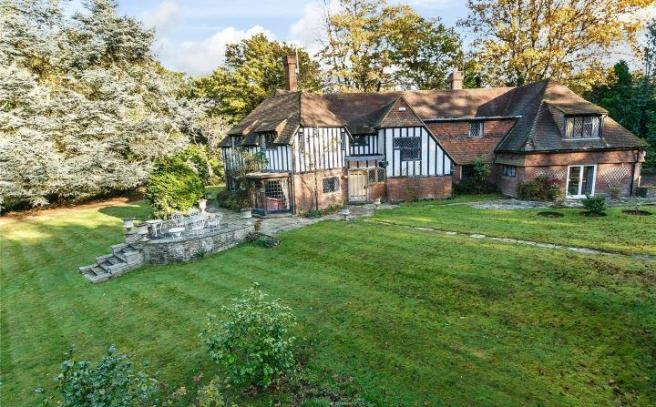 Tyrrells Wood House