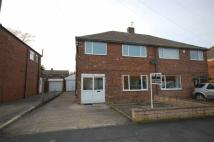 3 bedroom semi detached property in Grange Road, Belmont...