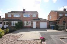 4 bedroom semi detached property for sale in Brickcliffe Road...