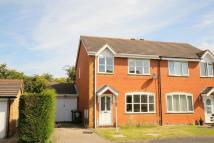 3 bed semi detached home in 8 Bush Close, Wellington...