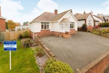 3 bedroom Detached Bungalow to rent in Wrekin Road, Wellington...