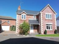 4 bedroom Detached house in RAGLAN
