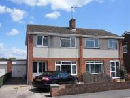3 bed semi detached property to rent in Priory Gardens, Usk...