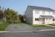 Stad Bryn Glas semi detached house for sale