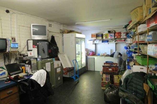 Store Room &