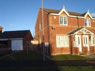 2 bed semi detached home for sale in Penderyn Crescent...