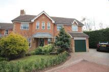 5 bedroom Detached property in Martinhoe Close...