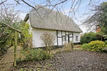 3 bedroom Detached property for sale in Blind Lane, Lambourn...