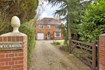 4 bed Detached property for sale in Andover Road, Wash Water...