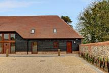 3 bedroom End of Terrace house in Coombesbury Farm Barn...