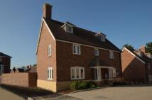 4 bedroom Detached house in The Corsham...