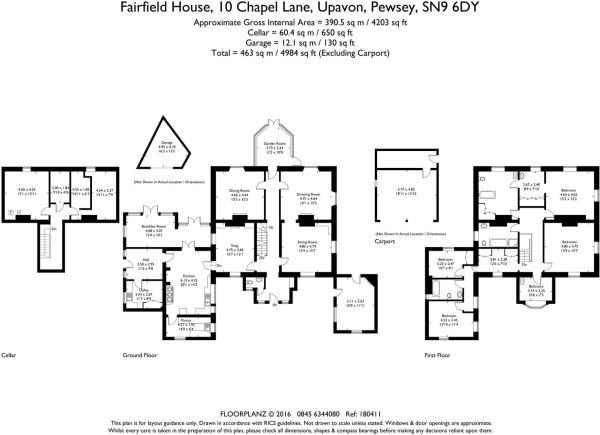 Fairfield House 1804