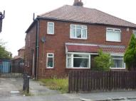 3 bedroom semi detached property in Latimer Road, Darlington...