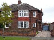semi detached property in Elton Road, Darlington...