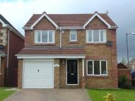 Detached home to rent in Snowdrop Way Etherley...