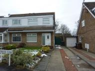 3 bed semi detached house in Rochester Close Etherley...