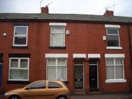 Terraced house in Brailsford Road...