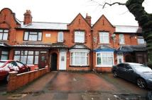 3 bedroom Terraced home to rent in Drummond Road, Bordesley...