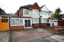 3 bedroom semi detached house for sale in Hobmoor Croft, Yardley...