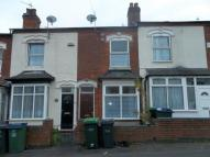 3 bedroom Terraced property in Woodlands Street...