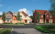 new home for sale in Silent Garden, Liphook...