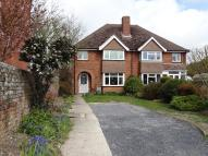 3 bed semi detached home for sale in Fishbourne Road West...