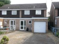 semi detached house for sale in Winslow Road, Bromyard...